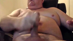Big dad cum 2
